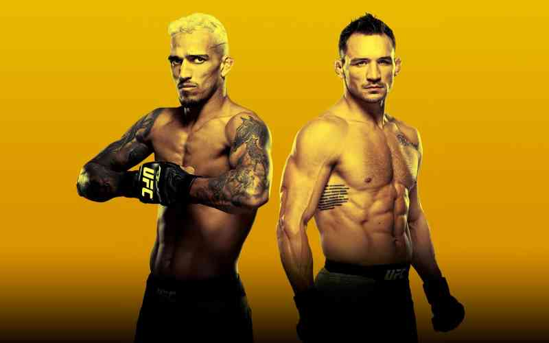 ufc 262 on saturday is easy on hype, hard on