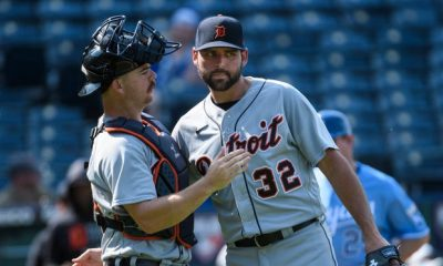 detroit tigers win again, complete 3 game sweep of kc royals,