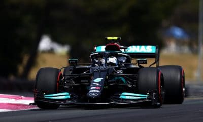 report and highlights of the 2021 french fp2 grand prix: