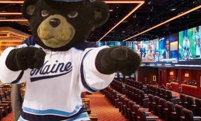 talks about legal sports betting in maine, but is it