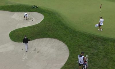 us open: richard bland is the oldest player to share