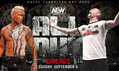 cm punk odds for aew all out – is darby