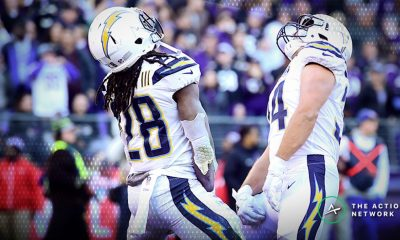chargers patriots betting odds: tracking nfl divisional playoff line moves